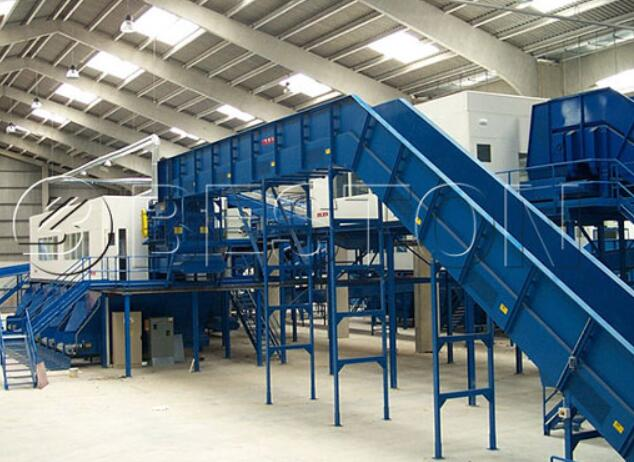 Garbage Sorting System from Beston