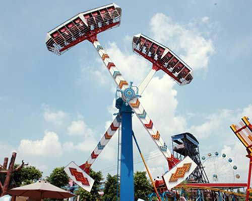 Thrill Kamikaze Ride for Sale