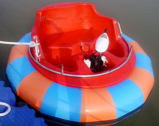 New Water Bumper Cars