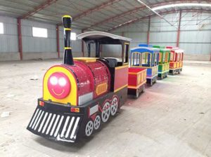 New Trains for Park