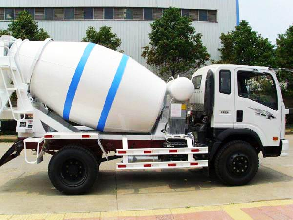concrete mixer truck for sale