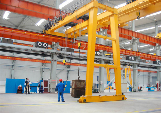 Order semi-gantry crane price